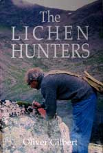 The Lichen Hunters - Cover